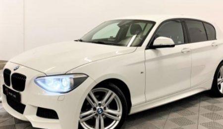 BMW 116 i M Sport Eu6 136hk