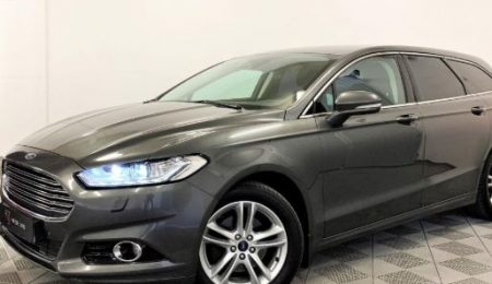Ford Mondeo 2.0 EcoBoost Automat Euro 6 240hk